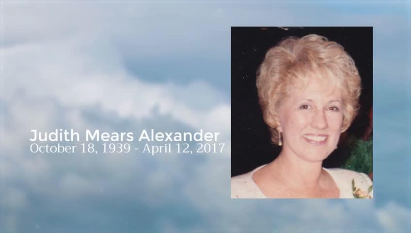 obituary judith mears alexander of davie florida boyd panciera