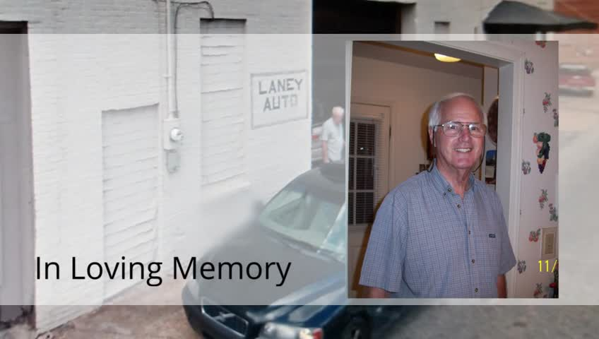Obituary for Olin Laney | Green Hills Funeral Home, Troy, AL